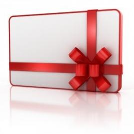 Gift card 500Kč